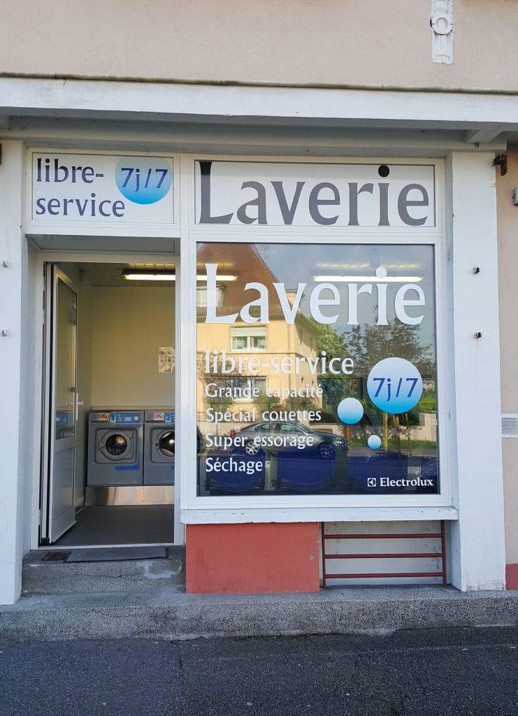 home one page laverie libre service haguenau. Black Bedroom Furniture Sets. Home Design Ideas